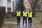 Wspólne patrole z Centrum Szkolenia Policji