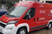 Legionowo: Nowy samochód w strażackich koszarach
