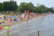 Jezioro Zegrzyńskie: Sanepid dopuścił kąpielisko w Nieporęcie